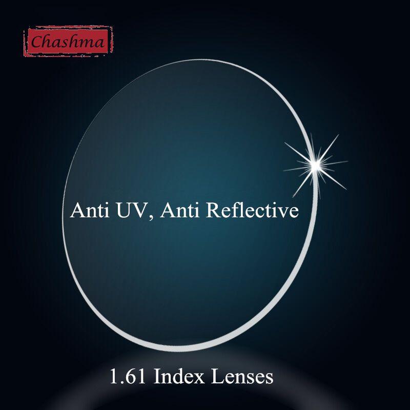 Chashma Lentilles 1.61 Indice Effacer Recette Yeux Lentille Optique Lunettes Personnaliser Prescription Lentilles