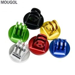 Mougol Sale 2017 For Go Pro Accessories Aluminum Alloy Gopro Mount Adapter & Tripod 6 Colors For Hero 3/3+/4 Sj4000/5000/6000