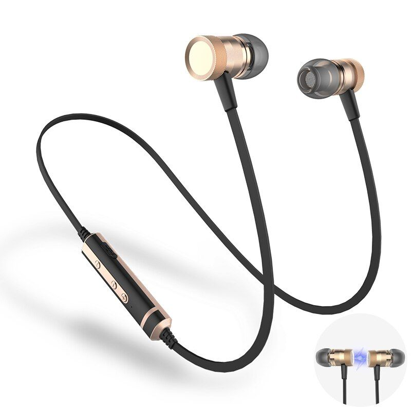 Sound Intone H6 Bluetooth Earphone Sweatproof Sports Wireless Earphones With MIC Bluetooth Headphones For Phones <font><b>iPhone</b></font> Xiaomi