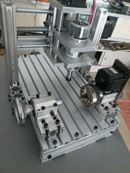 Kleine CNC graviermaschine 2030 aluminiumlegierung vierte CNC USB MACH3 controller maschine AC110-220V