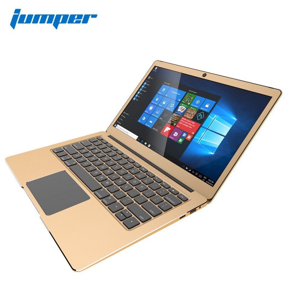 13.3 inch Win10 notebook Jumper EZbook 3 Pro laptop Intel Apollo Lake N3450 6G DDR3 64GB eMMC ultrabook 1920 x 1080 IPS AC Wifi