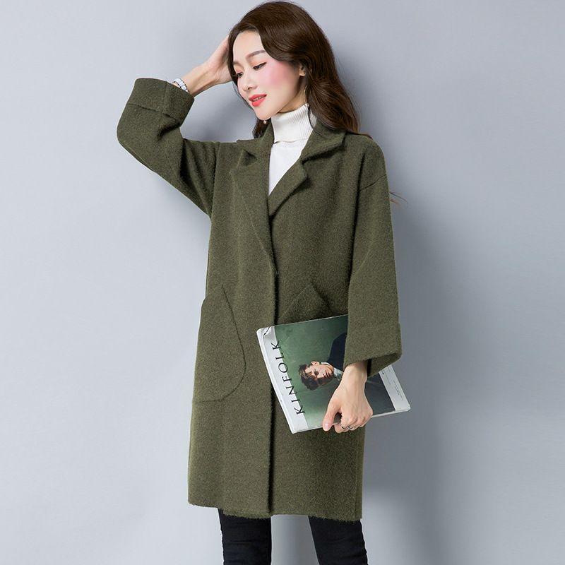 New Spring Coat Women Slim Overcoat Medium-long Outwears Sashes Trench Coat Women Casual Trench Coat For Women