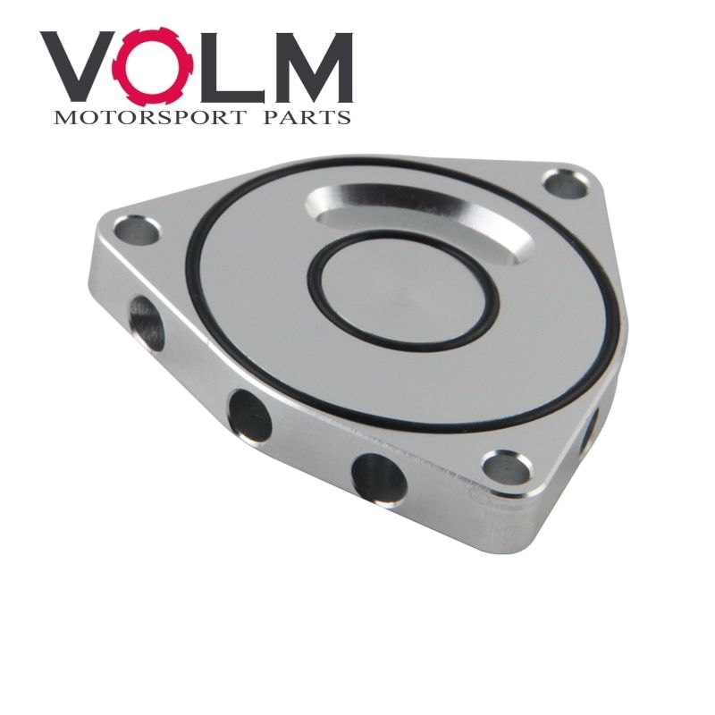 Aluminium alloy BOV spacer for Hyundai Genesis Coupe and Kia 1.6 T 2.0 t for Honda Civic 1.5 T engine bovadp11