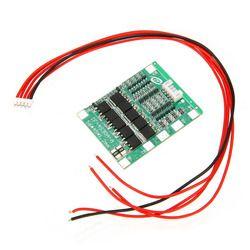 1 PC 4 S 14.8 V 30A BMS PCB Perlindungan Papan untuk 18650 Li-ion Baterai Lithium Modul Sel Lebih dari Saat Ini perlindungan Papan