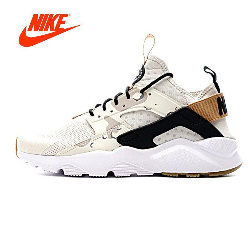Original New Arrival Authentic NIKE AIR HUARACHE RUN ULTRA Mens Running Shoes Sneakers Outdoor Walking Jogging Sneakers
