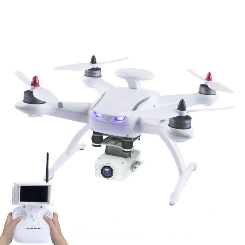 New Arrival CG035 Brushless GPS 5.8G FPV With 1080P HD Gimbal Camera Follow Me Mode RC Quadcopter RTF