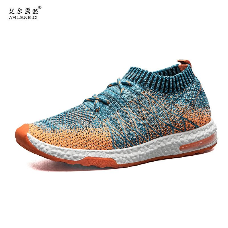 Running Shoes For Men 2018 New Arrival Spring Men's Trainers Sneakers Comfortable Designers Sneakers Men Gym Sport Shoes Men