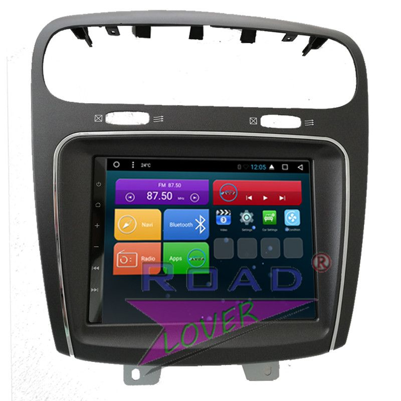 Roadlover Android 6.0 Car DVD Autoradio Player For Fiat Leap Freemont Dodge Journey Stereo GPS Navigation Magnitol 2 Din Video