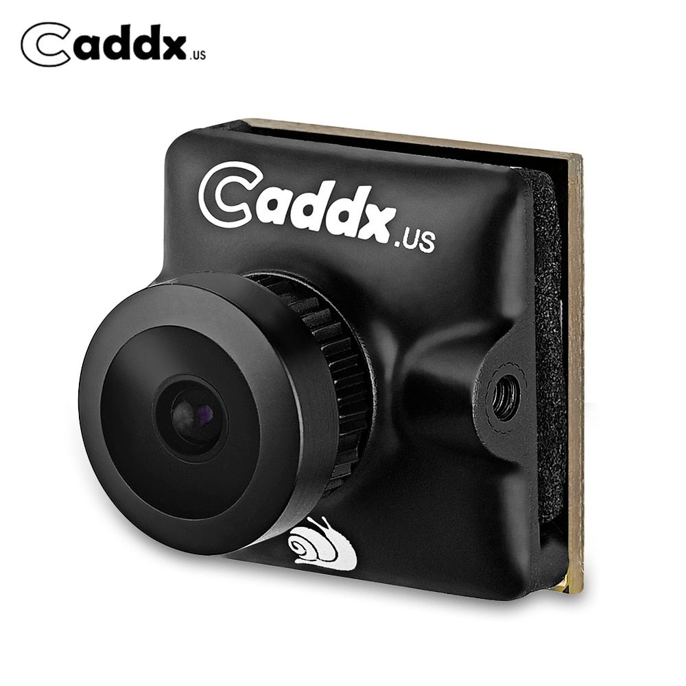 Caddx Turbo Micro SDR2 1:2.8 2.1mm 1200TVL FPV Camera Low Latency WDR 16:9/4:3 PAL/NTSC Changable for RC Racing Drone Quacopter