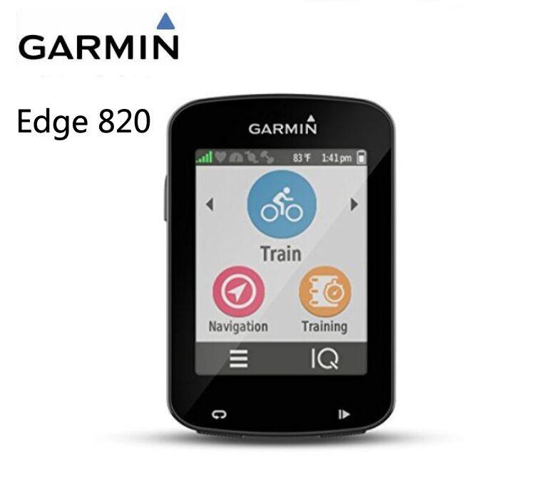 Garmin Edge 820 Radfahren Fahrrad Computer Gps-fähige Montieren Straße/MTB Bike geschwindigkeit Trittfrequenzsensor gut zu Garmin Edge 200 520