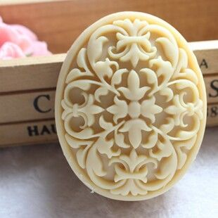 silicone soap mold pattern road Custom soap mold Flowers mold Lace soap mold