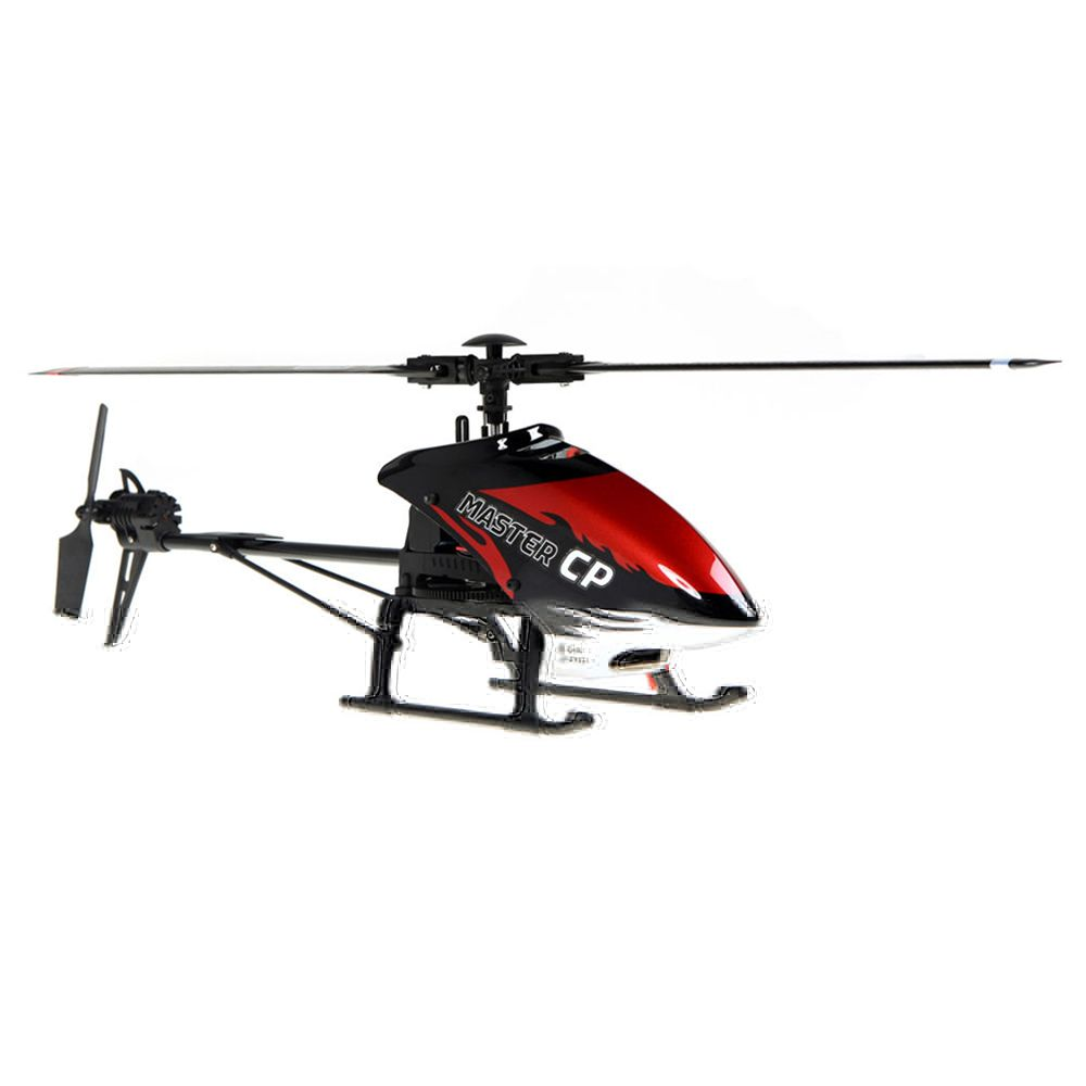 Walkera Hot 100% Original Master CP Flybarless 6-Axis Gyro 6CH BNF RC e
