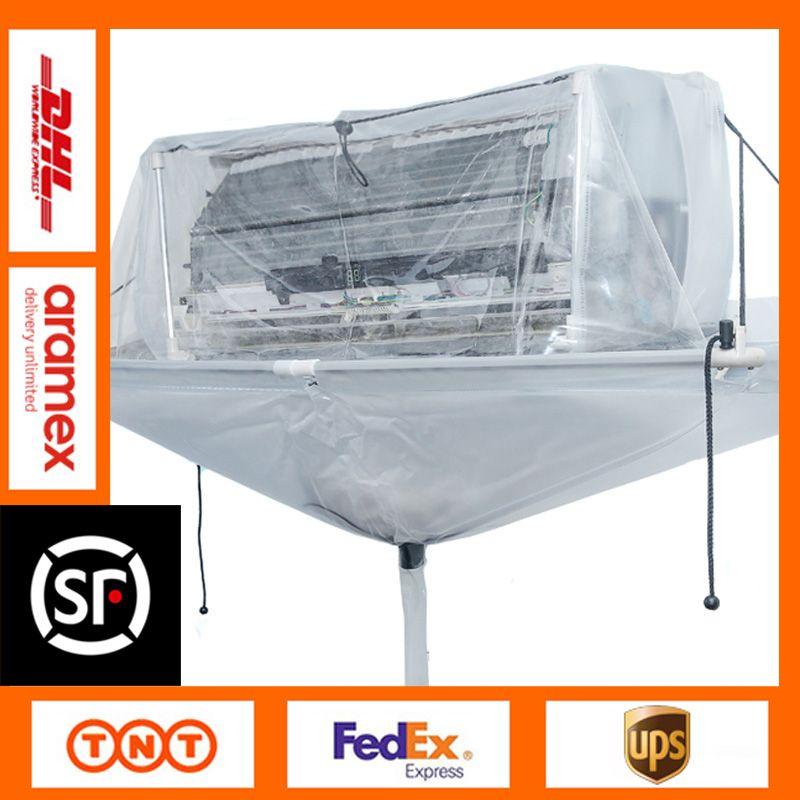 Split Typ Zimmer Klimaanlage Reinigung Waschen Abdeckung Decke Wand Montiert Klimaanlage Reiniger Waschen Werkzeuge LQ001