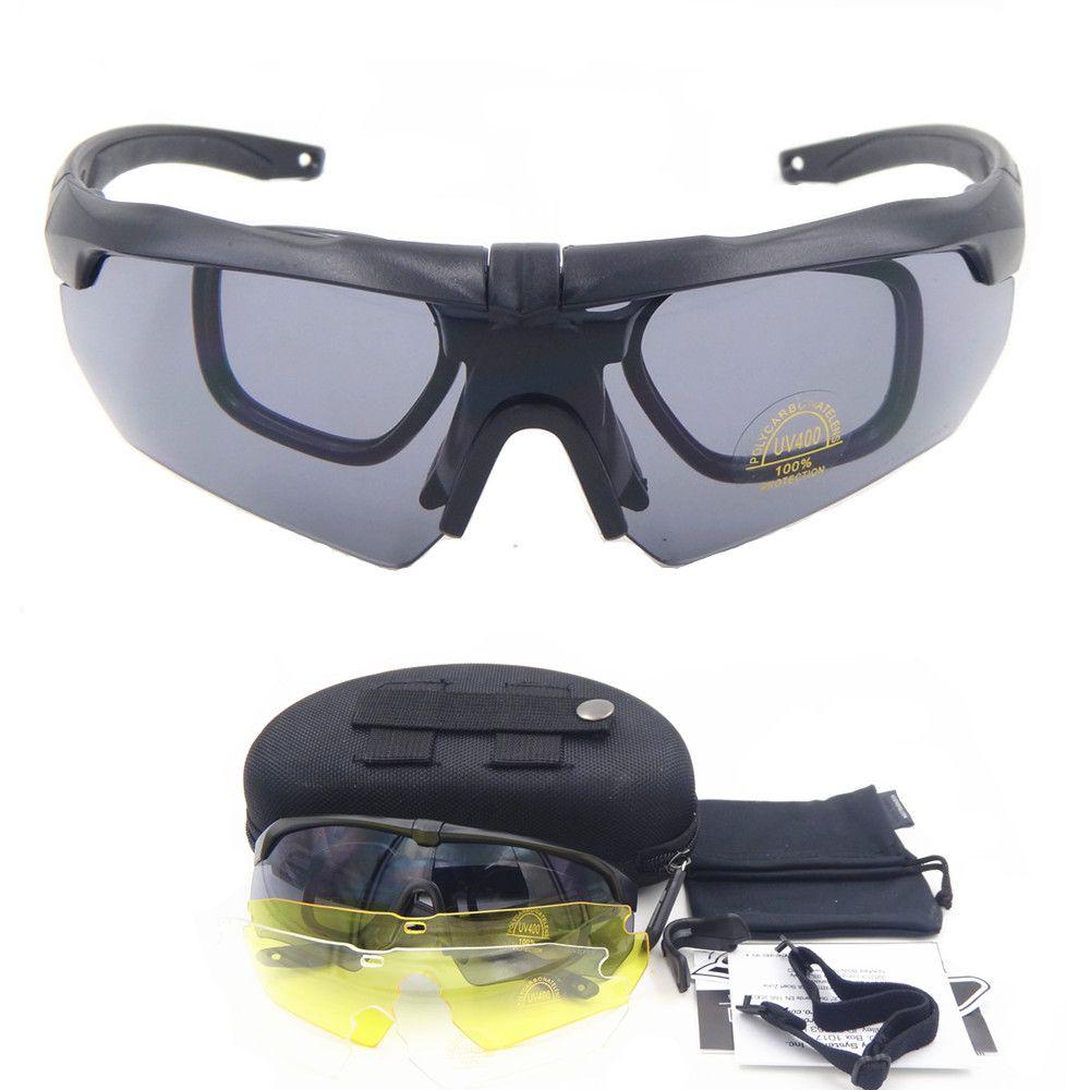 ARMBRUST Tr90 Militärschutzbrillen 3/5 objektiv Polarisierten Sonnenbrillen kugelsichere Armee taktische Gläser schießen Brillen