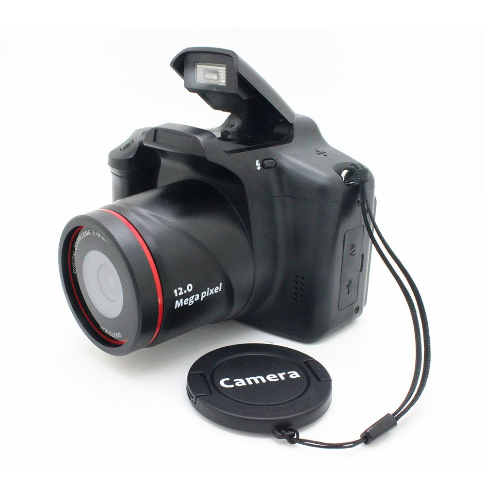 Professional Digital Video Camcorder Digital Camera 1200W Optical Zoom 4X DVR Photography Photo