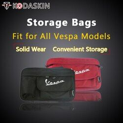 KODASKIN Glove Bags Storage Bag for All Vespa Model GTS LX LXV Sprint Primavera 50 125 250 300  GTS 300ie S 50  Sprint 50