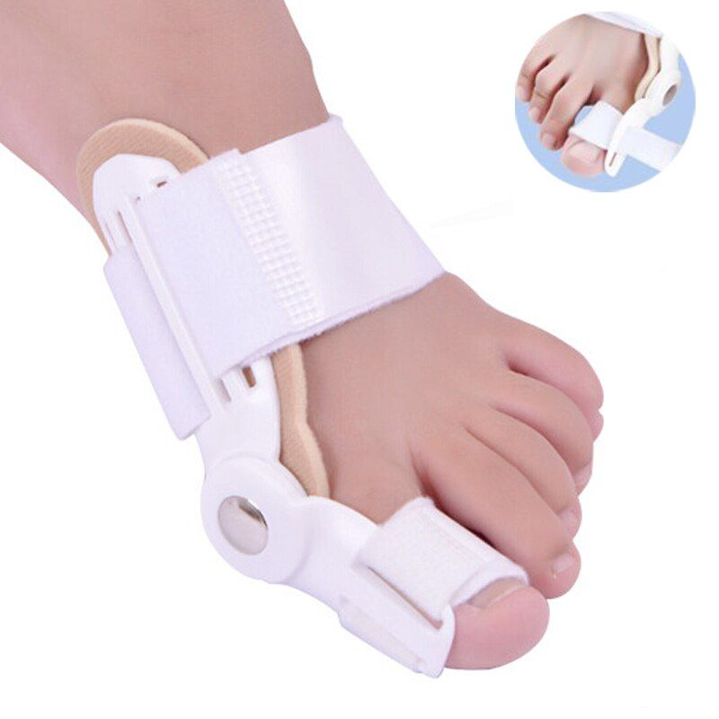1Pc Big Bone Toe Bunion Splint straightener Corrector,Foot Pain Relief Hallux Valgus Pro Orthopedic Supplies Pedicure Foot Care