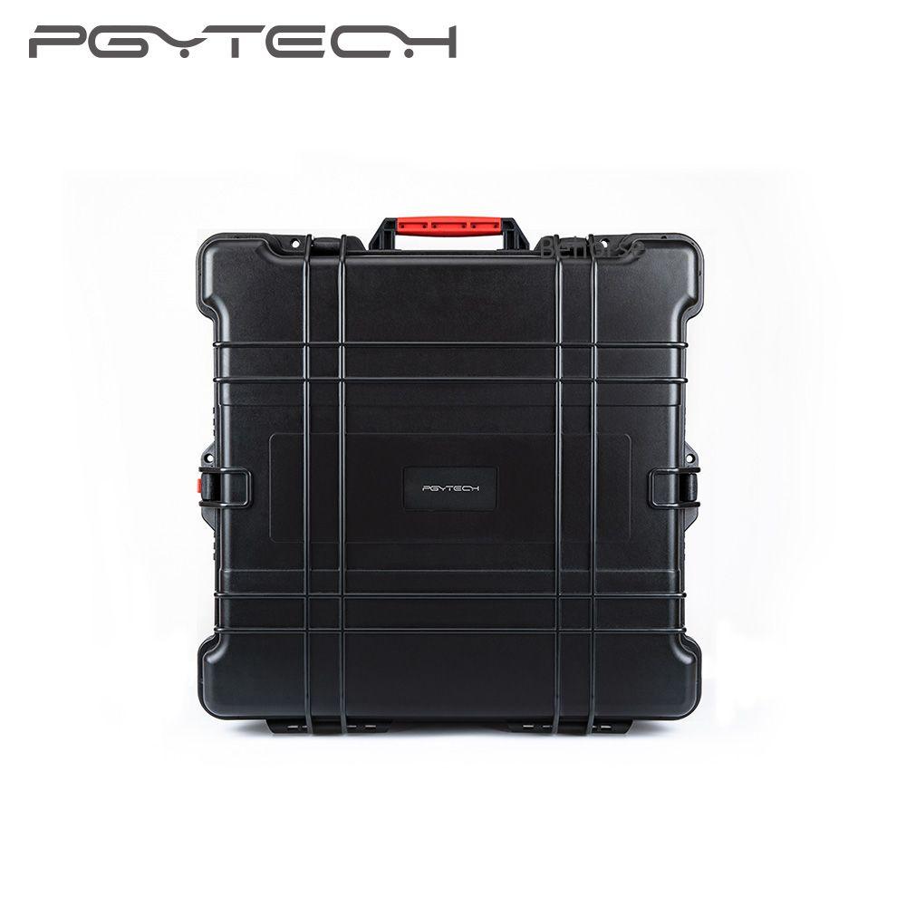 PGYTECH Tragbare Reise Koffer EVA Sicherheit Tragetasche für DJI Inspire 2 Fall Drone Wasserdicht Box Lagerung Tasche Zubehör