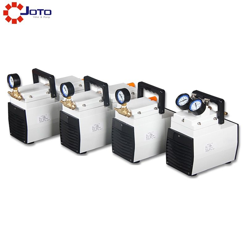 Low noise and Good quality 110/220V LH-85(L) Oilless Diaphragm Vacuum Pump