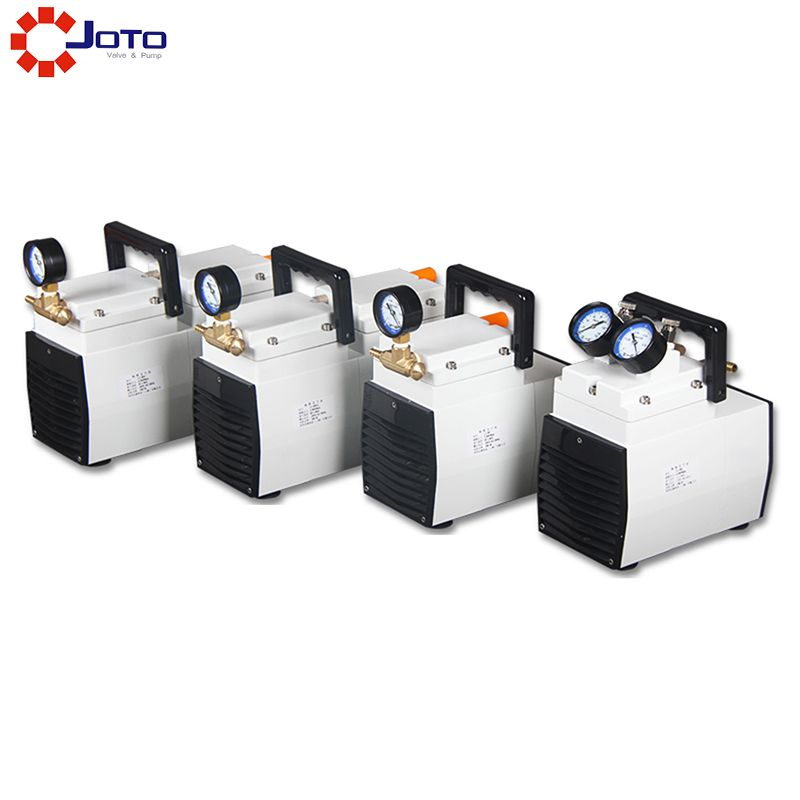 free shipping Low noise and Good quality 110/220V LH-85(L) Oilless Diaphragm Vacuum Pump