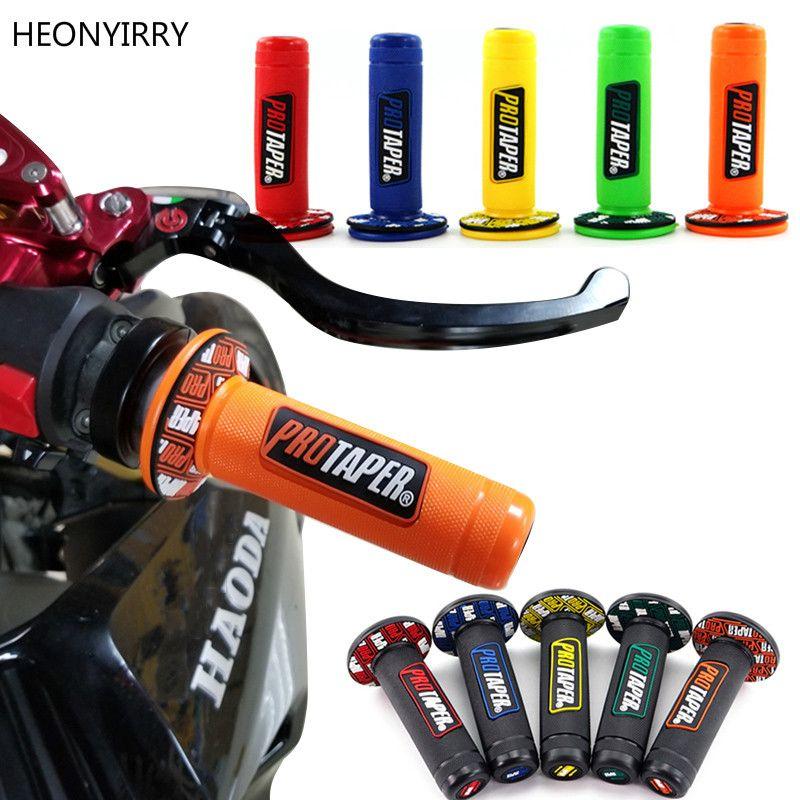 22mm 24mm universal motorbike handle bar part motorcycle handlebar for Protaper honda yamaha KTM motocross moto grip pit bike