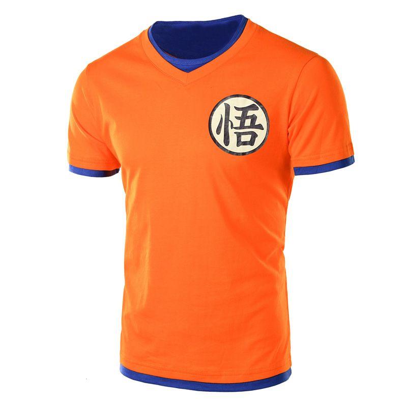 Dragon ball super t shirt goku costume homme t shirt anime homme dragon ball super Z Beerus bleu tee shirt vetement top t-shirts