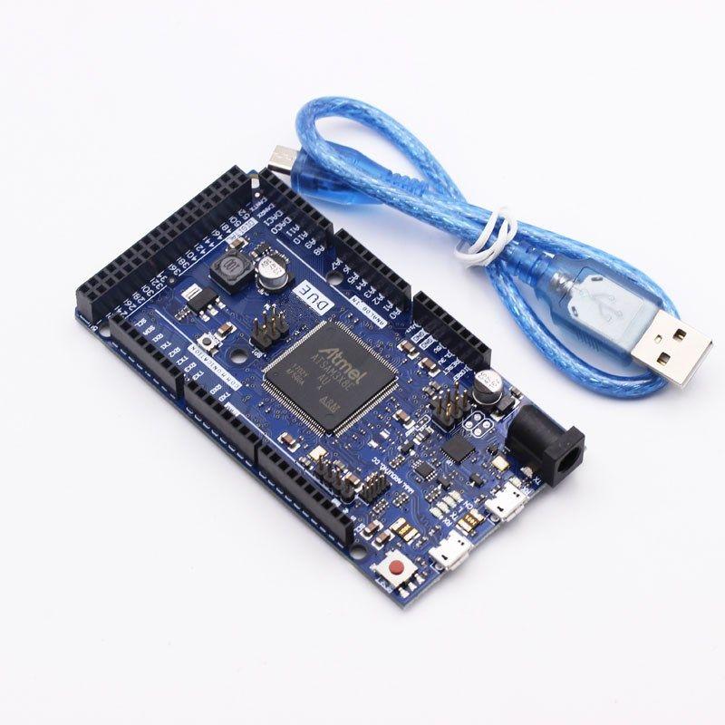 Pour arduino Grâce 2012 R3 BRAS Version Tableau De Commande Principal SAM3X8E ARM 32 bits Cortex-M3/Mega2560 R3 Duemilanove