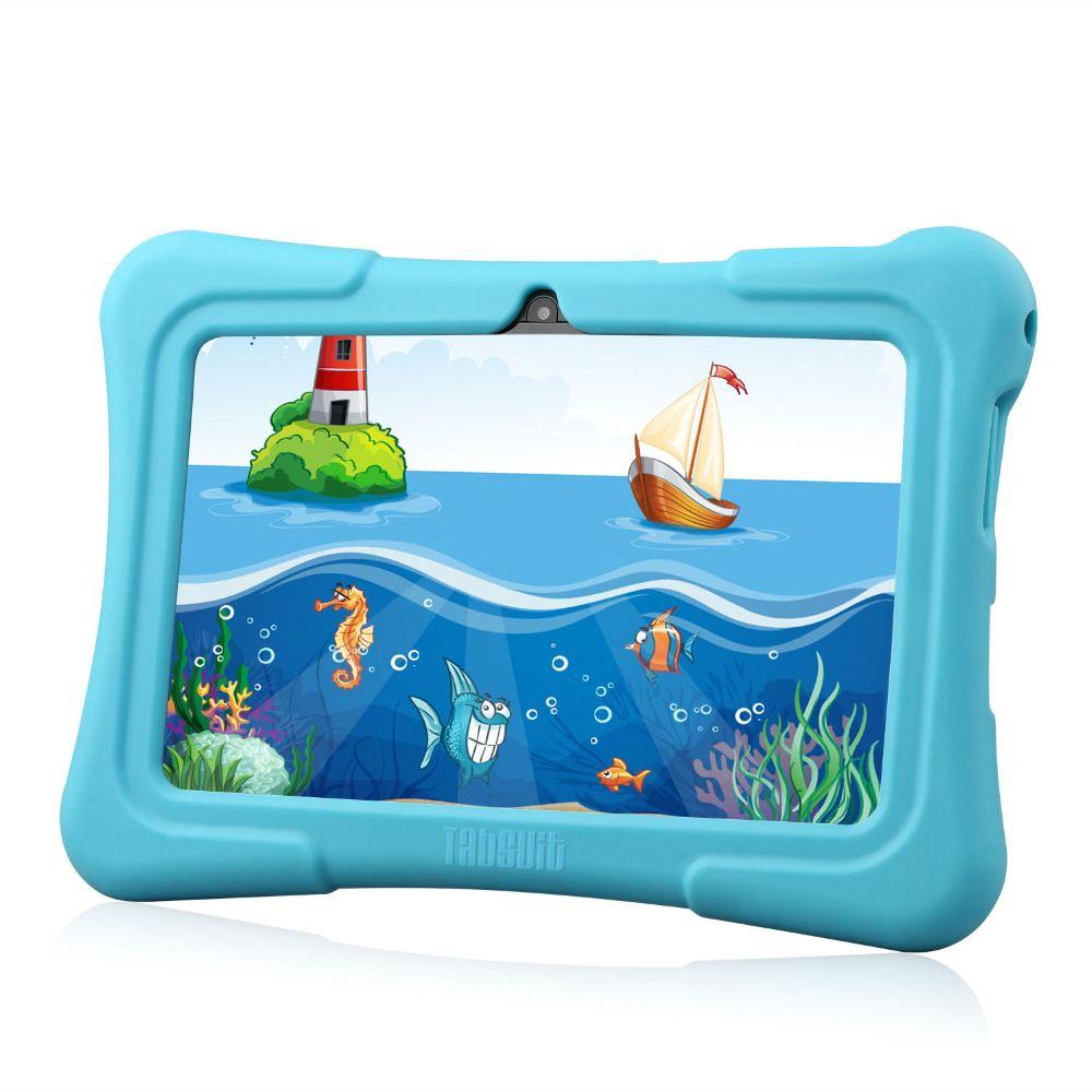 Dragon touch Y88X Plus 7 pouces enfants tablette pcs Quad Core Android 5.1 1 GB/8 GB Kidoz pré-installé meilleurs cadeaux pour les enfants