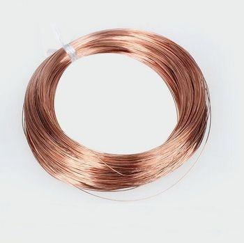 Diamètre 0.5mm pur 99.9 prix de gros fil de cuivre Chaîne de BRICOLAGE