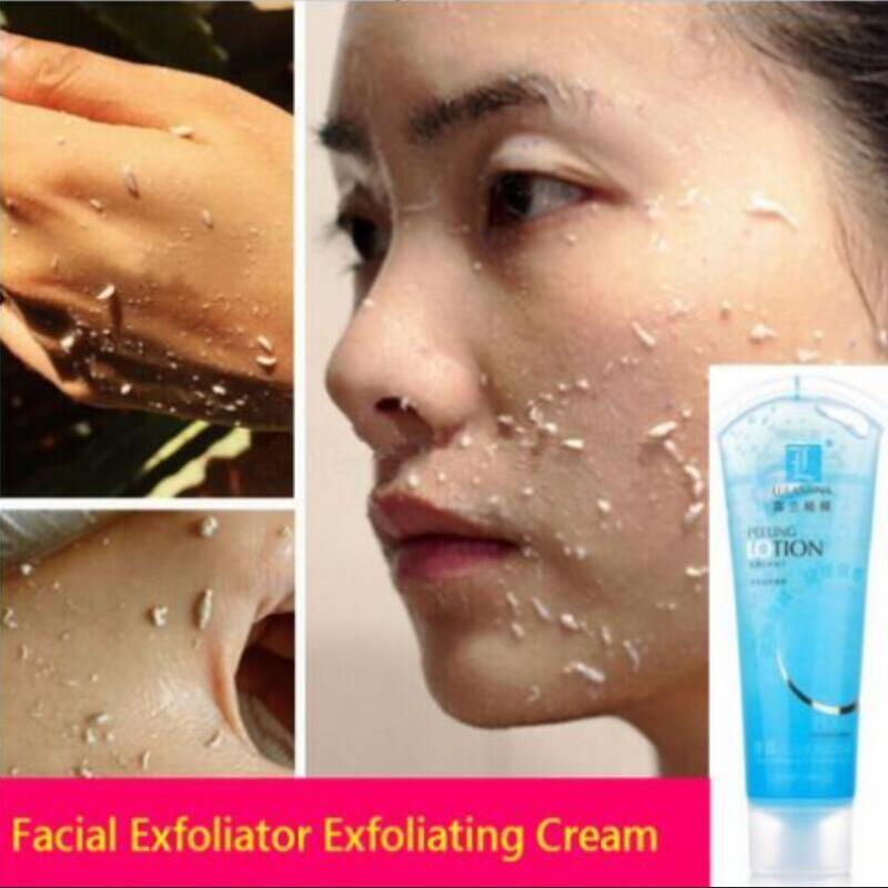 Gentle Body Peeling Gel Beauty Face Scrub Exfoliating Gel Dead Skin Remover Whitening Moist Deep Cleasing Skin Care