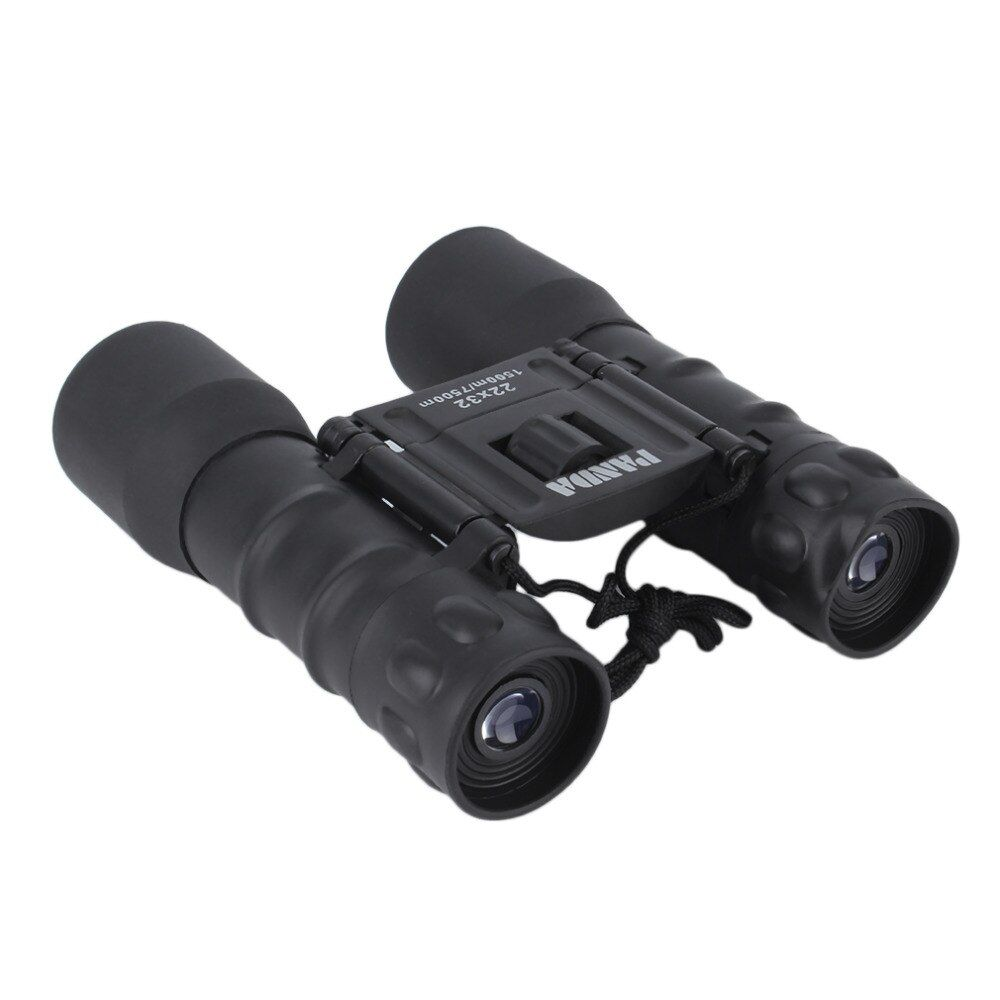 Télescope portatif de jumelles de jour de nuit 22x32 (150 m-750 m) Zoom jumelles de Vision à fort grossissement pour l'extérieur