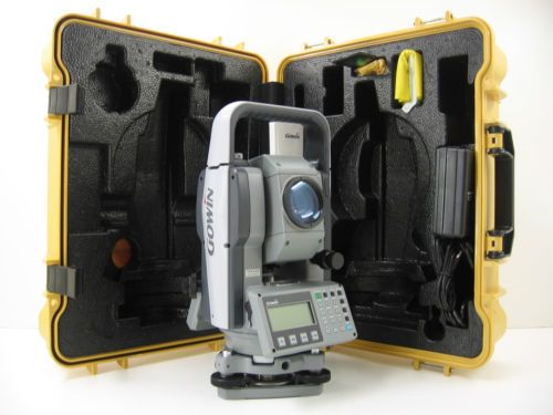 BRAND NEW! TOPCON GOWIN TKS-202 TOTAL STATION FOR SURVEYING, 1 YEAR WARRANTY