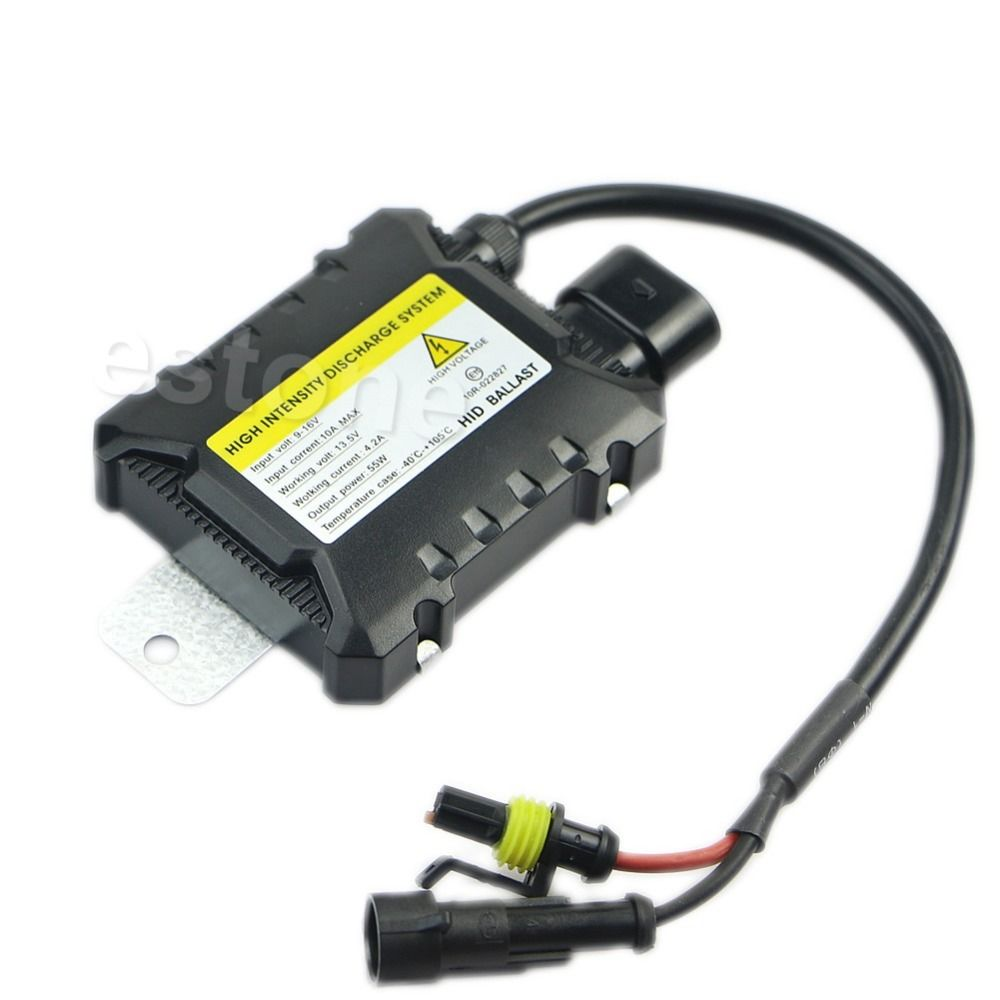 Автомобиль H7 H1 электронные 55 Вт света ultra slim балласт комплект ксенона для всех лампочек