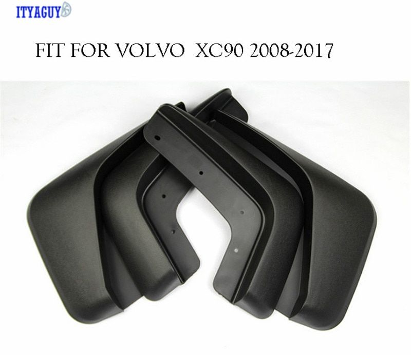 Car accesories Mudguards Fit For VOLVO XC90 2008-2017  Front Rear Fender Mud Flap mudflaps Mudguard 4PCS