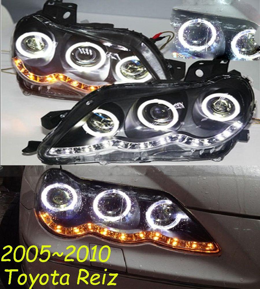 HID, 2005 ~ 2010, Auto Styling für Reiz Scheinwerfer, Cruiser, RAV4, camry, Hiace, sienna, yaris, Tacoma, Reiz kopf lampe; Mark X