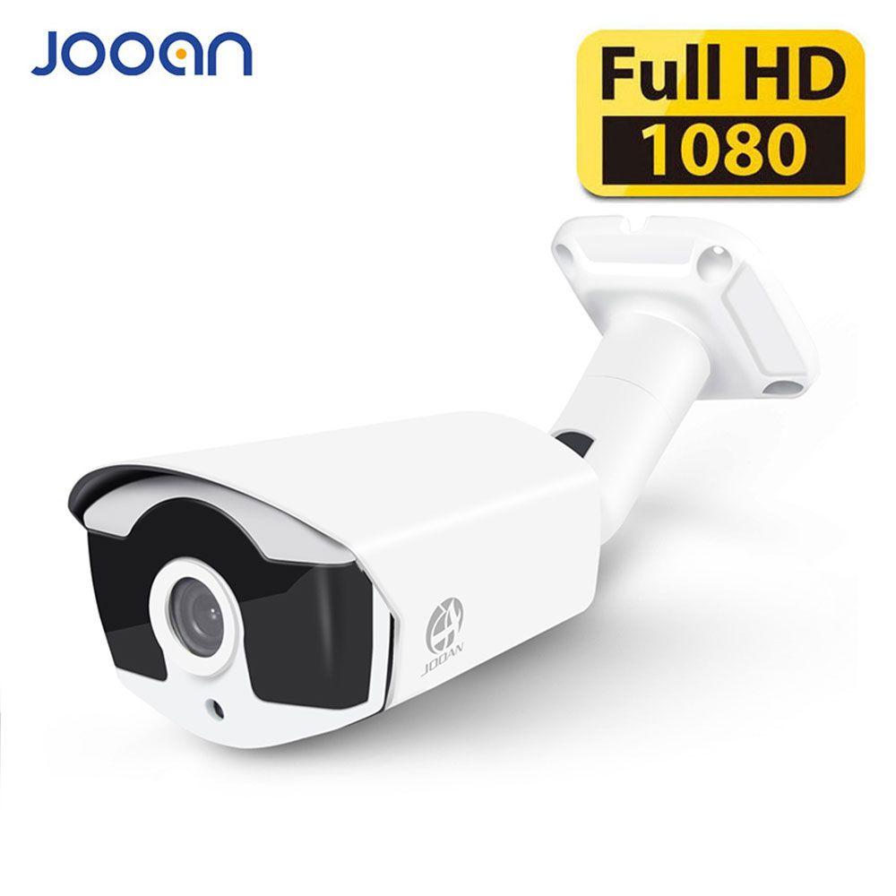 Caméra de sécurité JOOAN AHD 2.0MP 323 + V30E 4 Leds de Surveillance extérieure caméra de vidéosurveillance avec menu OSD caméra de Vision nocturne