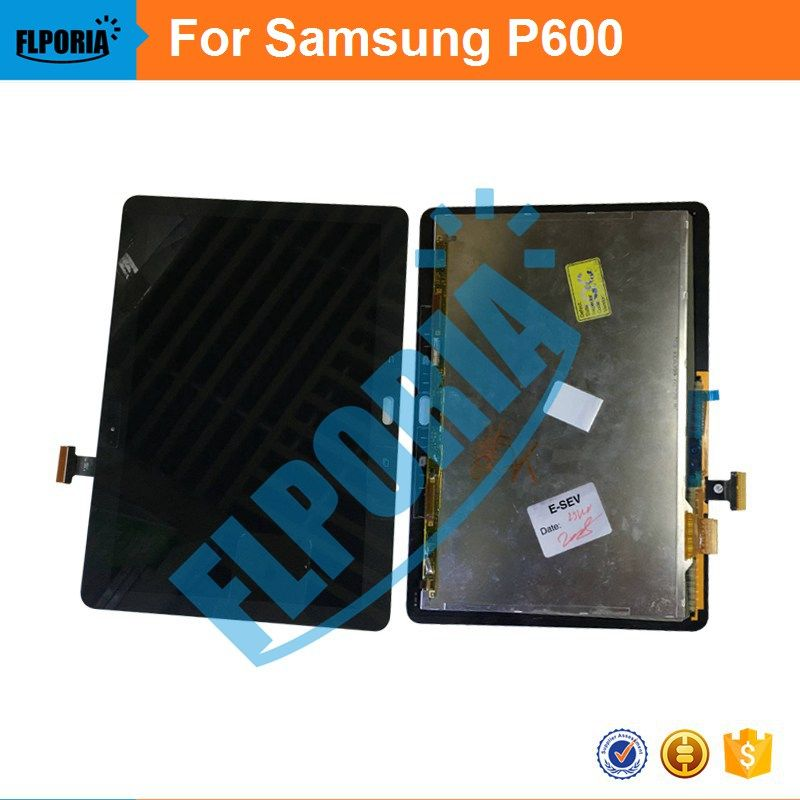 10.1 Tablet LCD For Samsung Galaxy Note 10.1 SM-P600 P605 P600 Display Touch Screen Digitizer Glass Assembly P605 P600 LCD