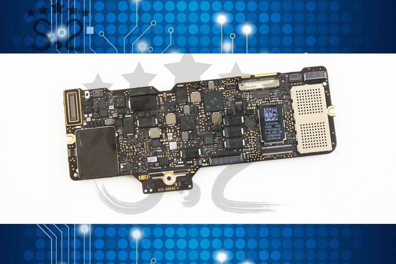 A1534 Logic Board For Macbook 12 inch 2015 year 1.1GHz 8GB 256G Motherboard 820-00045-A