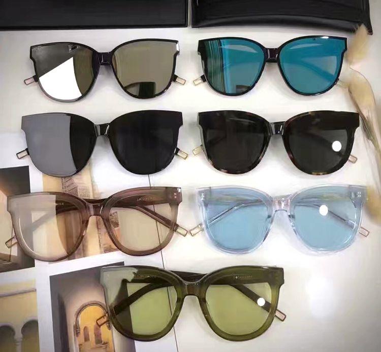 Doux FLATBA Designer dames lunettes de soleil multicolore miroir en écarlate lunettes de soleil Vintage femme oculos lunettes de soleil pour les femmes