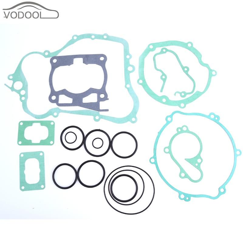 Full Complete Engine Gasket Kit Valve Seal O-ring Set for Yamaha YZ125 YZ 125 94-02 P GS29