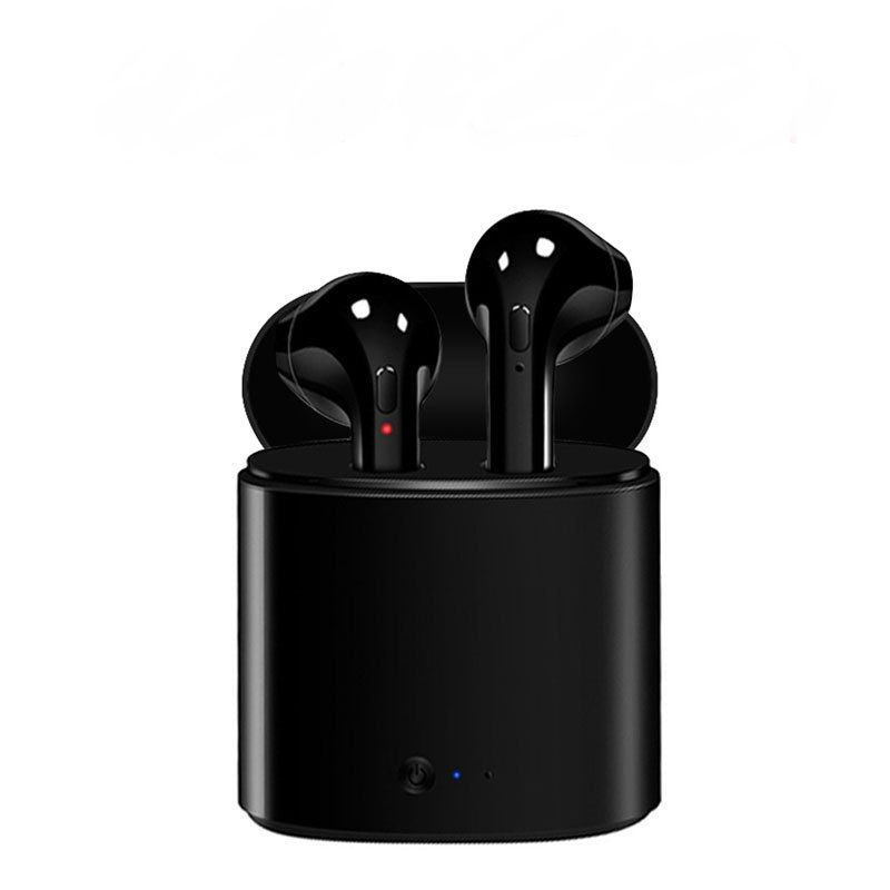 I7 i7s TWS Sans Fil Bluetooth Écouteurs In-Ear Musique Écouteurs Ensemble Stéréo Casque pour iphone X 6 7 Samsung 8 Xiaomi boîte de charge