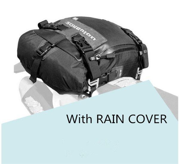 Free Shipping uglyBROS motorcycle rear seat package waterproof moto bag multi-function additional package Motorbike bag