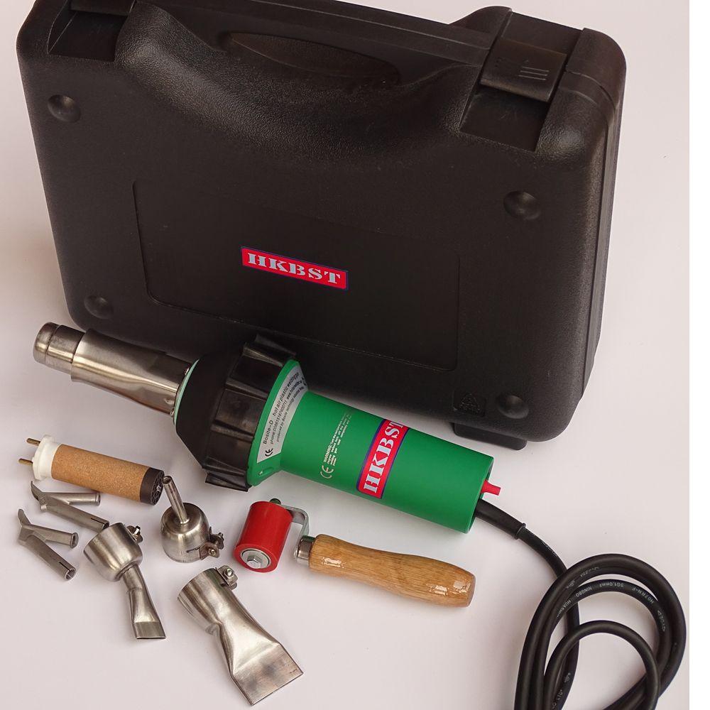 Быстро DHL/EMS Бесплатная доставка 110 В/220 В 1600 Вт ce горячего воздуха сварщик пистолет, пластик сварочный пистолет, горячий воздух сварочный апп...