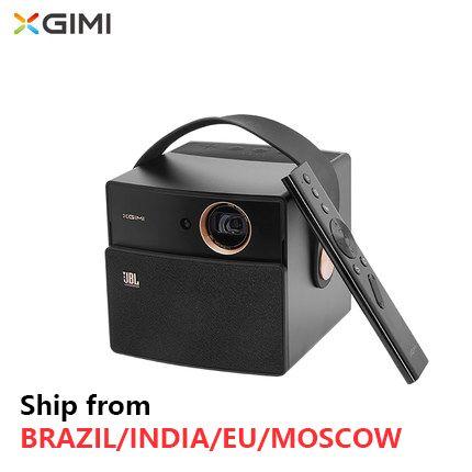 XGIMI CC Aurora Mini DLP Projektor Heimkino Android Wifi Shutter 3D Unterstützung 4 karat HD Video Mit Batterie Videoprojecteur beamer
