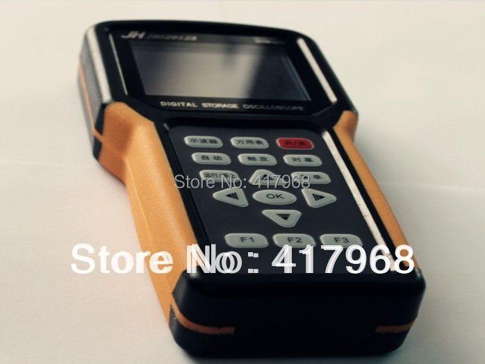 JDS2012A Handheld Oscilloscope 1 Channel 20MHz Oscilloscope With 4000 Multimeter Oscilloscopes Scopemeter Multimeter No Battery