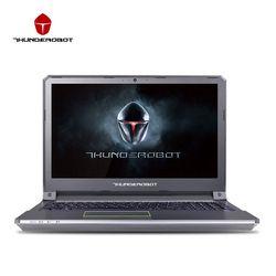 Оригинал ThundeRobot G150T-D2 6700HQ ИгровЫй Ноутбук Портативный Компьютер Intel Core i7 Quad Core 15.6
