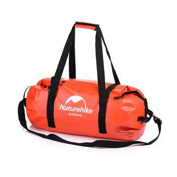 40L 60L 90L 120L Jumbo Size 500D PVC Seal Waterproof Bag Trekking Shoulder Bags Drifting Handbag For Beach Buggy Wading Kayak