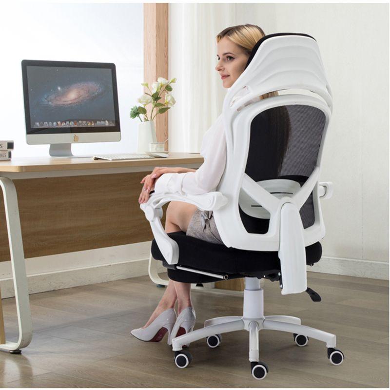 Chaise d'ordinateur e-sports chaise de bureau maison loisirs confortable peut se coucher sur les étudiants écrire ascenseur tour chaise sédentaire