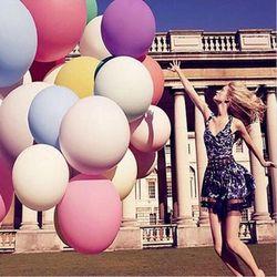 Круглые и овальные латексные воздушные шары 36 дюймов Свадебные украшения гелий большие гигантские шарики для день рождения вечерние украш...