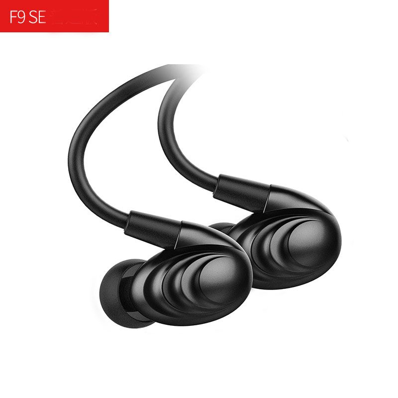 Original Brand-New FiiO F9 SE Triple Driver Hybrid Dynamic Hifi Bass Earphone Earbuds(Have coupon)
